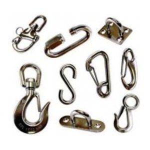 Hooks, Links & Plates