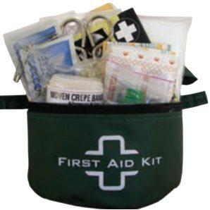 Glove Box First Aid Kit