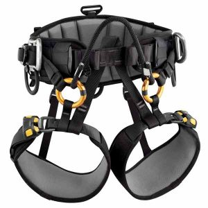 Petzl Sequoia SRT - Tree care seat harness for single rope ascent