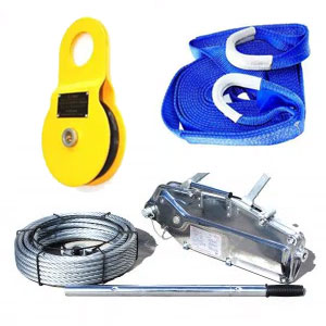 4WD & Recovery Equipment