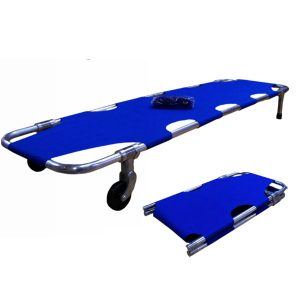 Flat Fold-able Stretcher