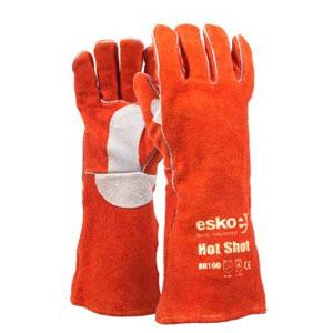 Hot Shot Welders Gloves