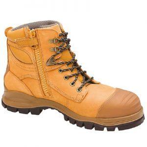 Zip Up & Boa Boots