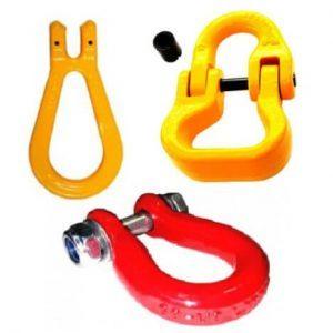 Pear Links, SLR G80 Rings & Connectors